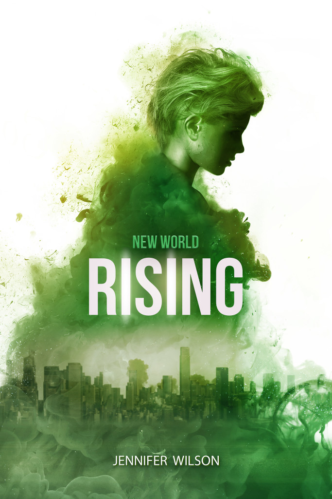 New World Series RISING ebook cover
